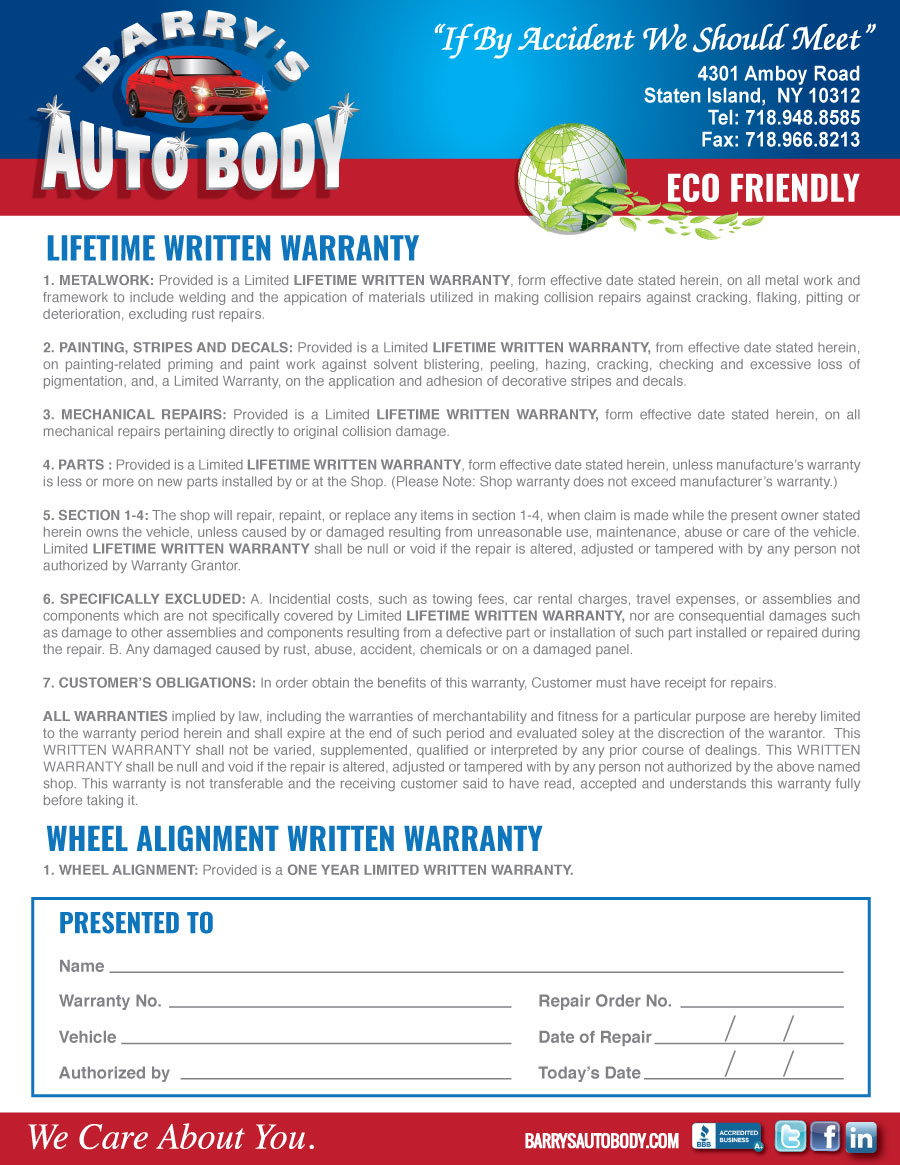 Barrys-Warranty-Flyer